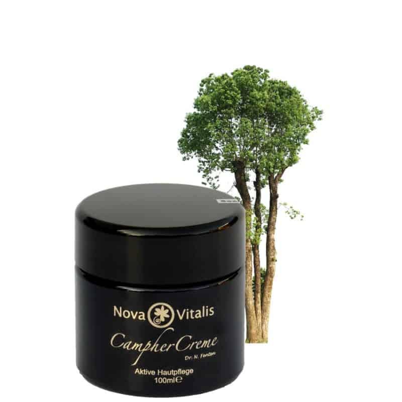 NovaVitalis Campher-Creme, 100 ml